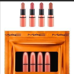Mac Shiny Pretty Things Travel Lipstick Set